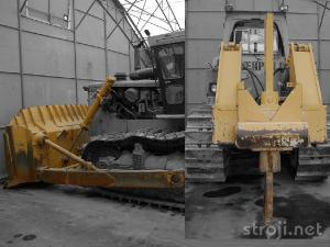 deli in dodatna oprema caterpillar riper in plug za caterpillar d9h