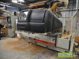 cnc stroji morbidelli author 500