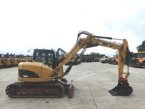 mini bagri caterpillar 308 d