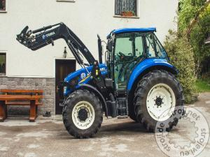 traktorji new holland t595