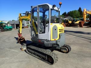 mini bagri neuson 38z3 vds powertilt