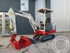 mini bagri takeuchi tb016