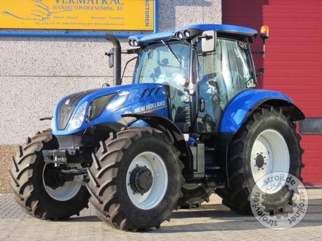 Traktorji traktor, NEW HOLLAND T6.175 Auto Command