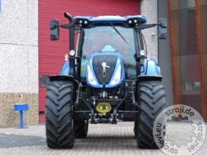 Traktorji traktor, NEW HOLLAND New Holland T6.180 AEC, TMR, FH + FZ!!