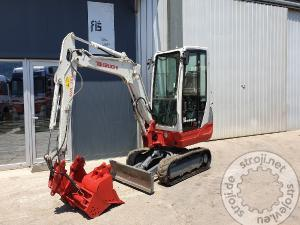 mini bagri takeuchi tb 228