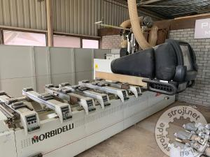 cnc stroji morbidelli author 430
